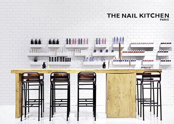 The Nail Kitchen - Ma Récréation - le blog de Lili Barbery-Coulon