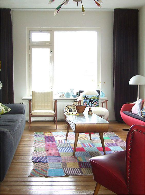 Ideias e dicas para escolher o tamanho do seu tapete - limaonagua