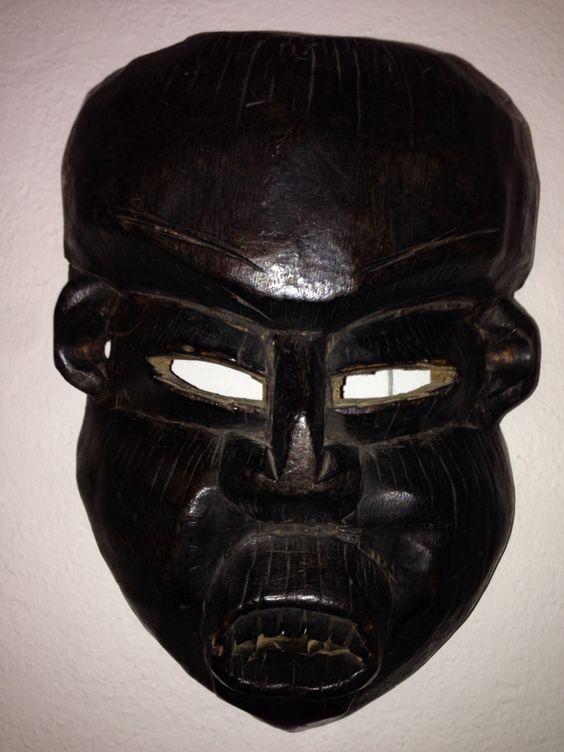 afrikanisch maske