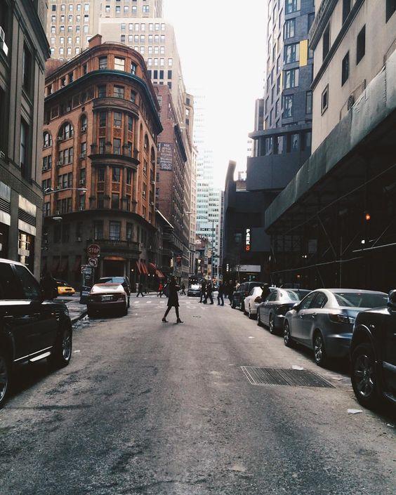 New York, New York  #VSCOcam