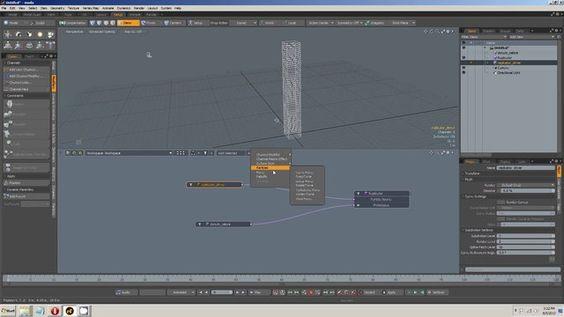 Using Modo's replicator as a clone tool