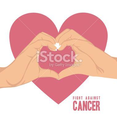 Breast Cancer Royalty Free Stock Vector Art Illustration