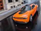 Dodge Challenger RT Shaker - Front Angle, 2014, 7 of 9