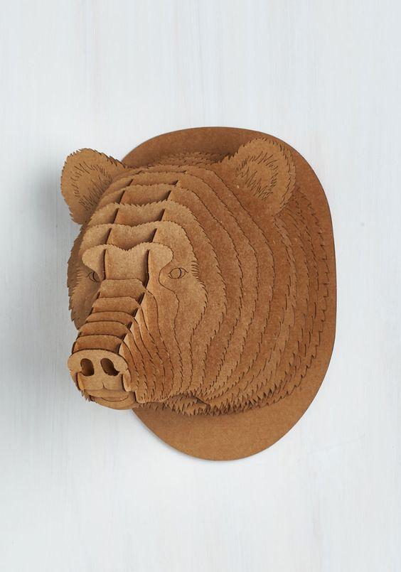 The Wonderful World of Grizzly Wall Decor | Mod Retro Vintage Decor Accessories | ModCloth.com