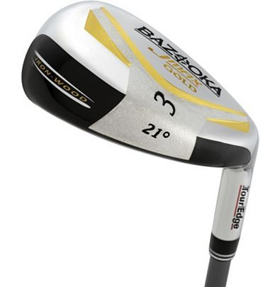 Tour Edge Golf Jmax Gold Hybrid Irons