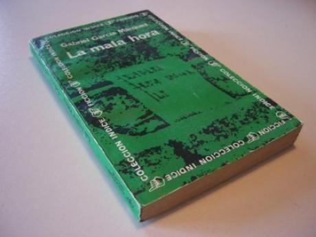 La Mala Hora; parece un buen libro, habrá que leerlo