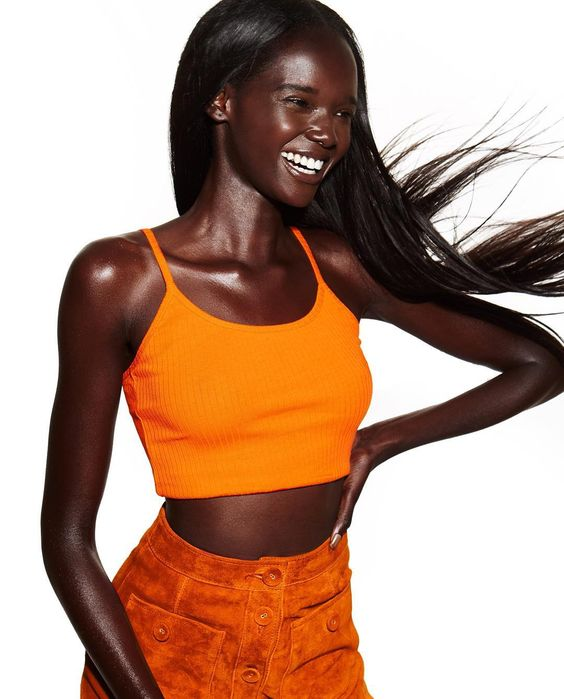 Australia Pride Models AUS   Elite Model Management NYC 20   South Sudanese Aussie model   @duckiethot