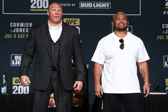 Brock Lesnar on Fighting Again After UFC 200: 'I Never Say Never'
