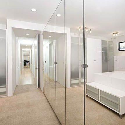 Stanley Closet Doors Mirrored Closet Sliding Doors