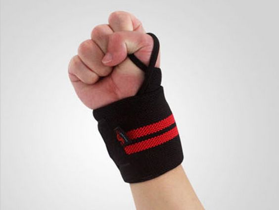 - GREAT WRIST WRAPS FOR LIFTING - Steel-like wrist support for heavy weights it gives the forearm support and wrist strength even when the bar is bending your wrist back against your forearm. Wrist st