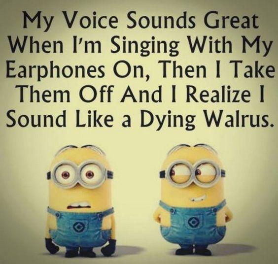 Best Minions quotes (12:49:54 AM, Monday 06, July 2015 PDT) – 10 pics #funny #lol #humor #minions #minion #minionquotes #minionsquotes #despicableme #despicablememinions