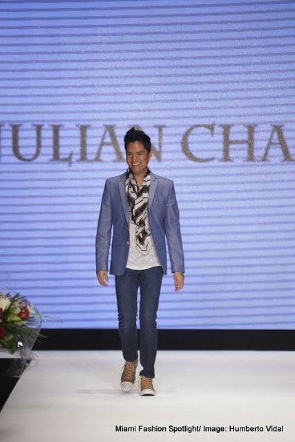 """Exclusive Q with Julian Chang: """"Icon Designer"""" at Miami Fashion Week"""