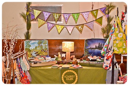 Five Tips for Craft Show Booth Displays