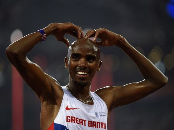 Result: Mo Farah wins Great North Run for record third time in succession