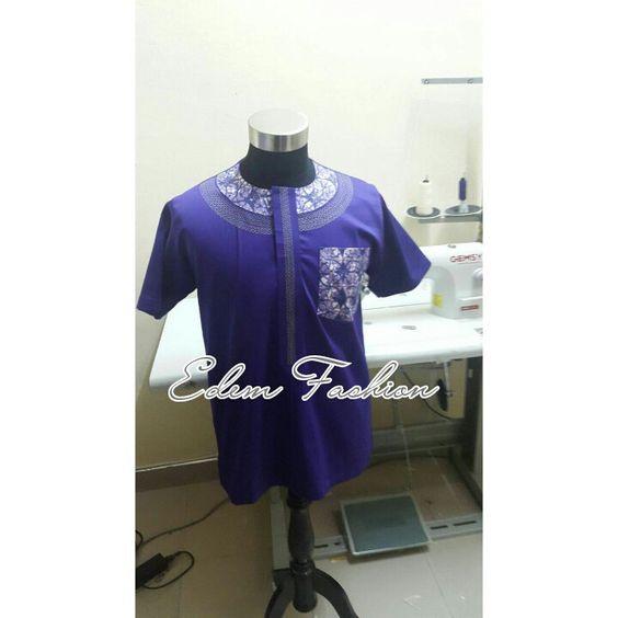 Style de la mode du Ghana vêtements africains par EdemFashion