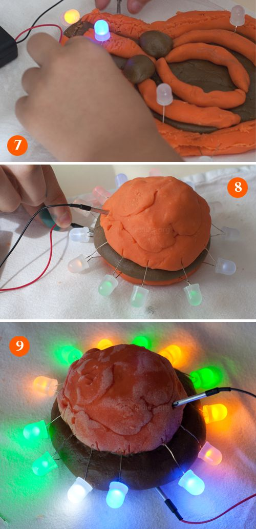 Squishy circuits electric dough family science Homeschool Pinterest Homemade, Creativity ...