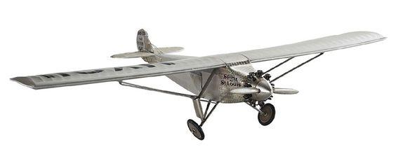 St. Louis Spirit Miniature Airplane