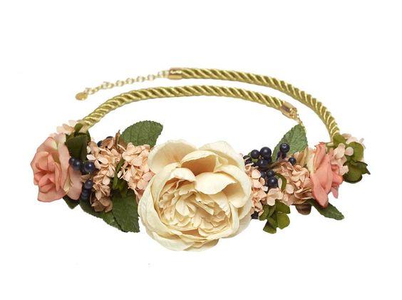 Cinturones de flores - Lito & Lola