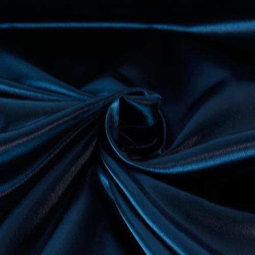 Navy Blue 60 Inch Satin Fabric 10 Yards $12.50  for 10 yards