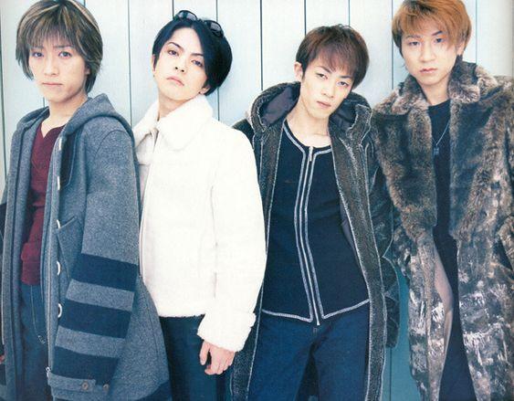 コートL'Arc〜en〜Ciel