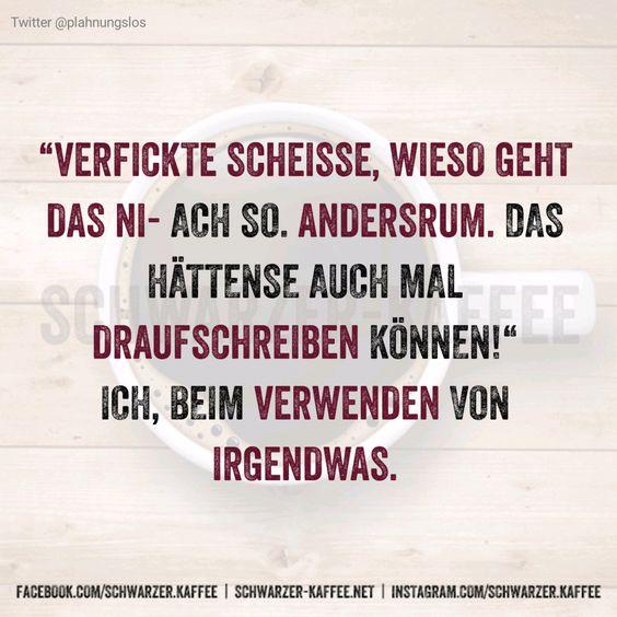 AHHH - SCHWARZER-KAFFEE