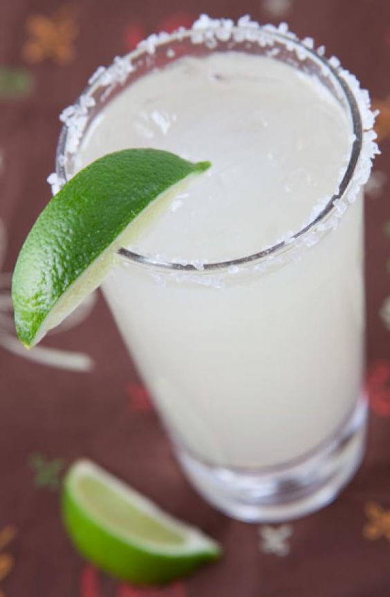 Grapefruit soda, Tequila and Lime juice on Pinterest