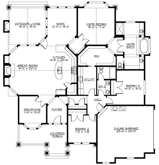 Craftsman Houses Craftsman House Plans And Craftsman On