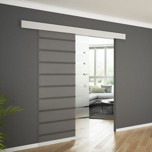 glasschiebet r schiebet r glas glast r alu blende. Black Bedroom Furniture Sets. Home Design Ideas