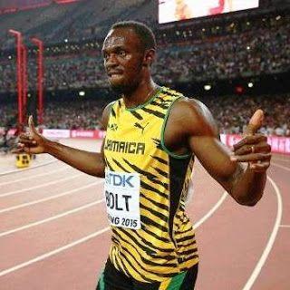 Blog Esportivo do Suíço:  Bolt encerrará em Londres sua preparação para os Jogos Olímpicos do Rio