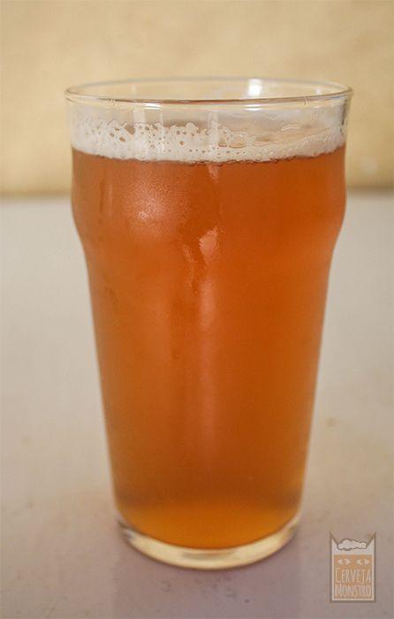 Cerveja artesanal Ordinary Bitter