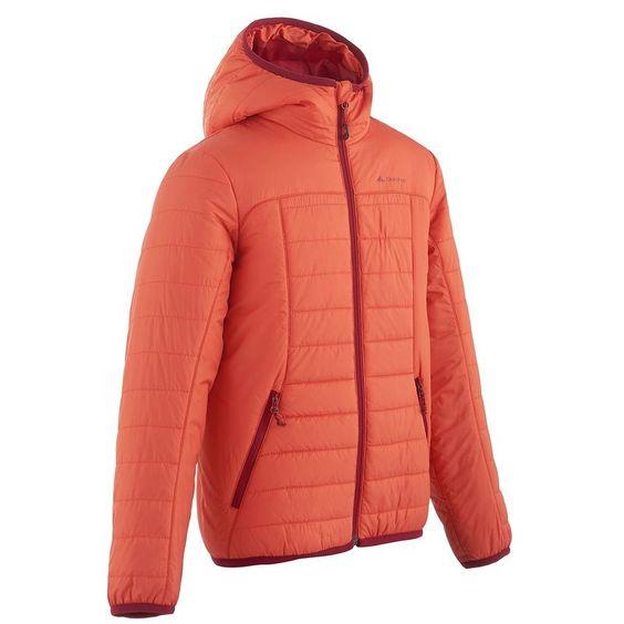 Bergsport_BekleidungKinder Bergsport (QUECHUA) - Wattierte Jacke Kinder QUECHUA - Wandern Kinder und Baby