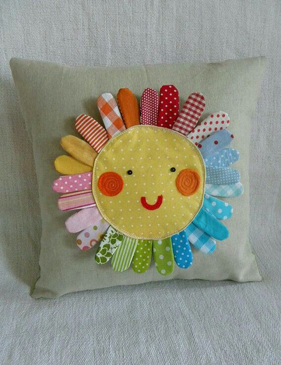 Almohadon sol
