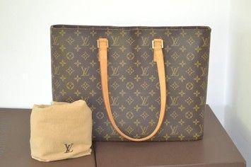 Louis Vuitton 100% Mono Luco With Dustbag Shoulder Bag $699