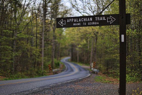Somewhere in Pennsylvania, Appalachian Trail by jeffmorg, via Flickr.