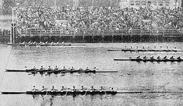 Husky Crew 1936 Olympics in Berlin