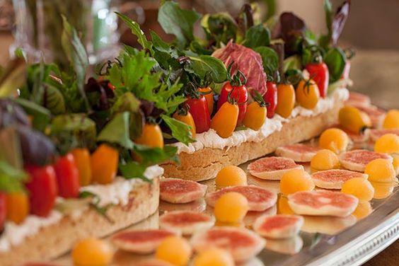 Buffet Bela Sintra - Salada - Menu casamentos ( Foto: Julia Ribeiro )