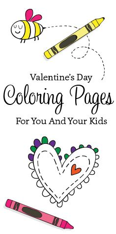 Adorable for homemade cards or as a fun activity to celebrate Valentine's Day. FREE printables.