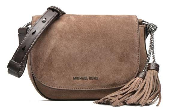 Sacs à main ELYSE MD Saddle bag Michael Michael Kors vue 3/4
