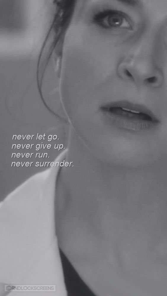 Amelia Shepherd Grey's Anatomy lockscreen
