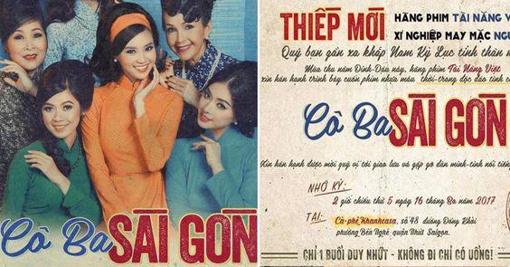 Co Ba Sai Gon 2017