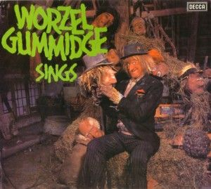 Worzel Gummage had a different head to wear for different occasions.