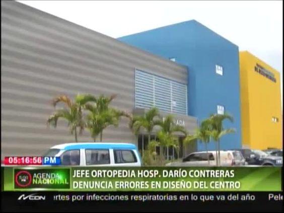 Se Quejan De Lo Mal Diseñado Que Está El Recién Inaugurado Darío Contreras #Video
