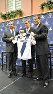 Herbalife and LA Galaxy Sponsorship image: