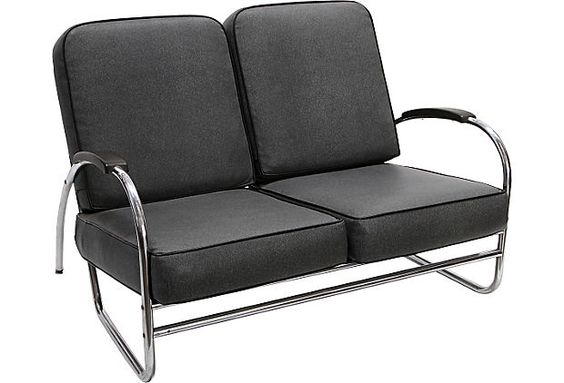 McArthur Love Seat...want for the garage or back patio!