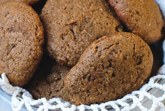 Ginger Molasses Cookies - Recipes Article