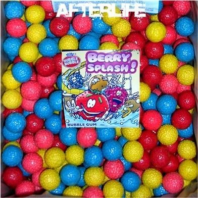 """200 Berry Splash 1"""" bulk  machine Retro Candy Gumballs Fresh New, fun for birthday parties, and candy buffets. $17.99 plus use coupon from #nvcandy"""