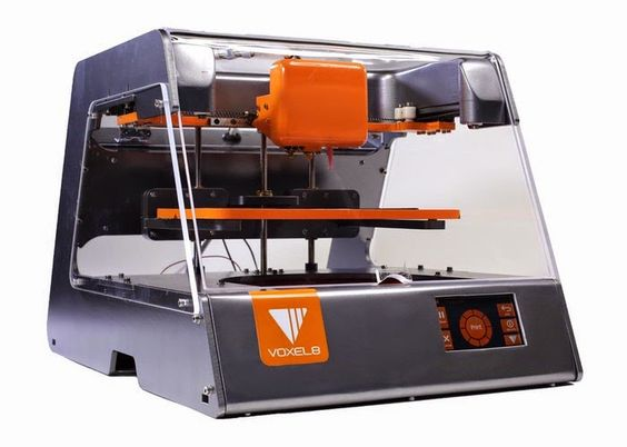 Voxel8 The World's First 3D Electronics Printer Unveiled (video)