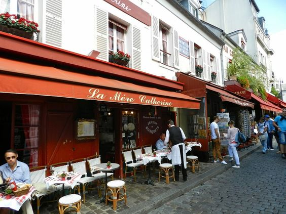 23 LA MERE CATHERINE montmartre place du tertre restaurante dicas onde comer em paris