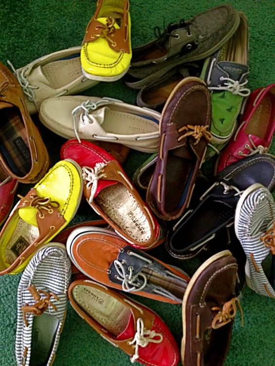 Sperry's I wish#Repin By:Pinterest++ for iPad#