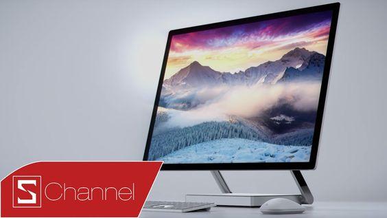 awesome Schannel - Tổng hợp Surface Studio: Khi Apple ngủ quên, Microsoft đã cho thấy đỉnh cao của sáng tạo